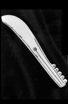 storyknife brooch